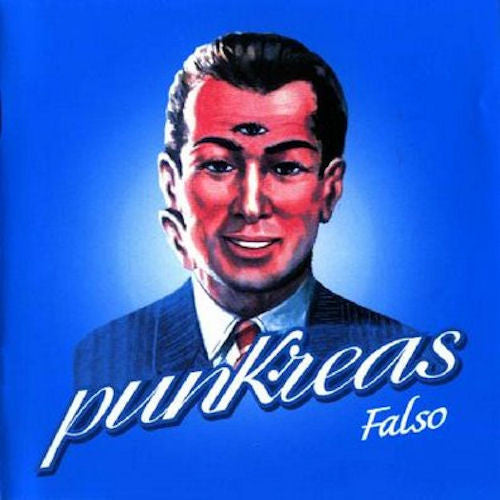 Punkreas - Falso (CD, Album) - USED