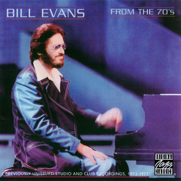 Bill Evans - From The 70's (CD, Album, RE, RM) - USED