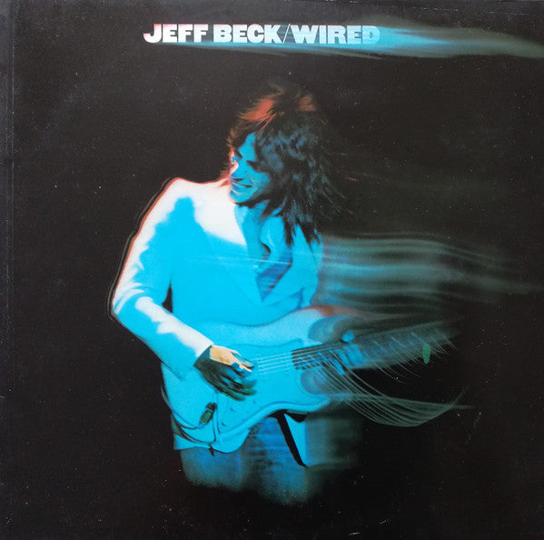 Jeff Beck - Wired (LP, Album, RE) - USED