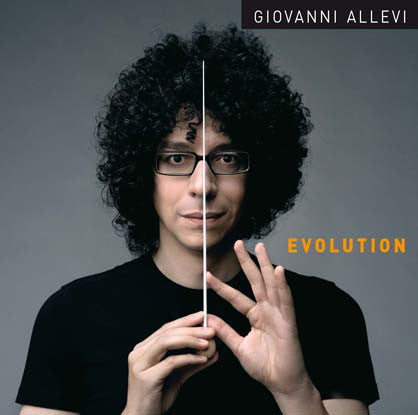 Giovanni Allevi - Evolution (LP, 180) - USED