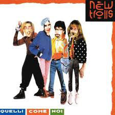 New Trolls - Quelli Come Noi (CD, Comp) - USED