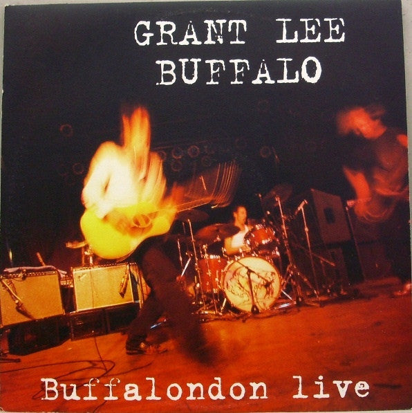 "Grant Lee Buffalo - Buffalondon Live (12"", EP) - USED"