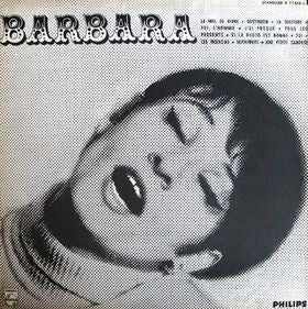 Barbara (5) - Barbara N°2 (LP, Album) - USED