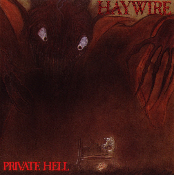 Haywire (3) - Private Hell (CD, Album) - USED