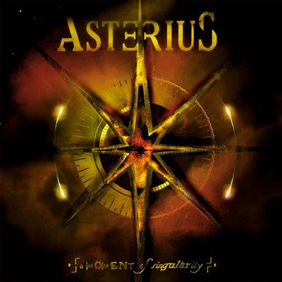 Asterius - A Moment Of Singularity (CD, Enh, Dig) - USED