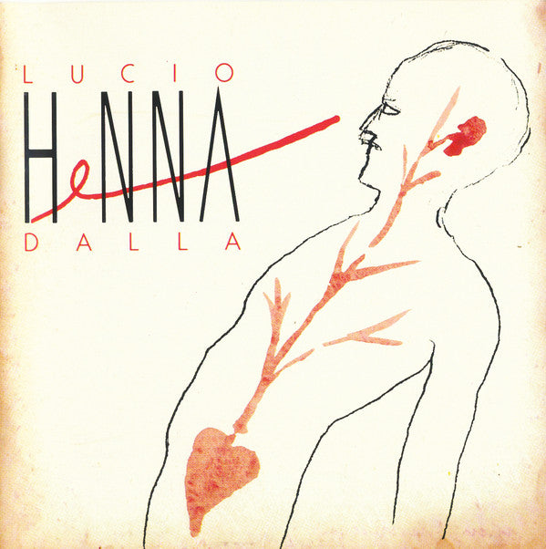 Lucio Dalla - Henna (CD, Album) - NEW