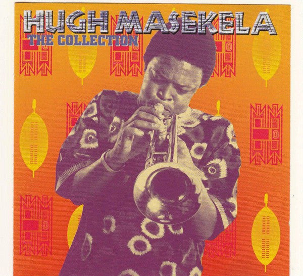 Hugh Masekela - The Collection (CD, Comp) - USED