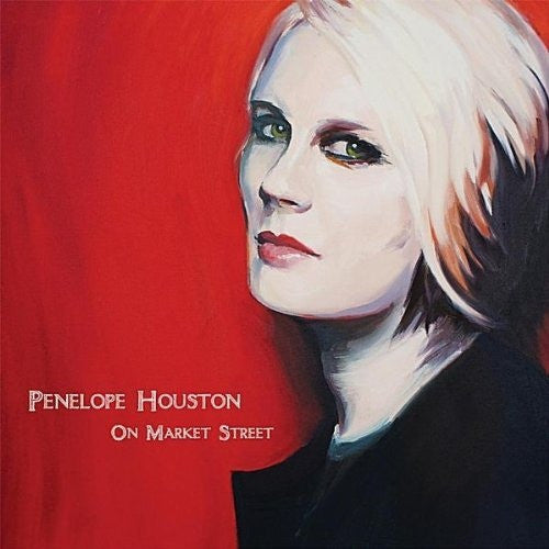 Penelope Houston - On Market Street (LP, Album) - NEW