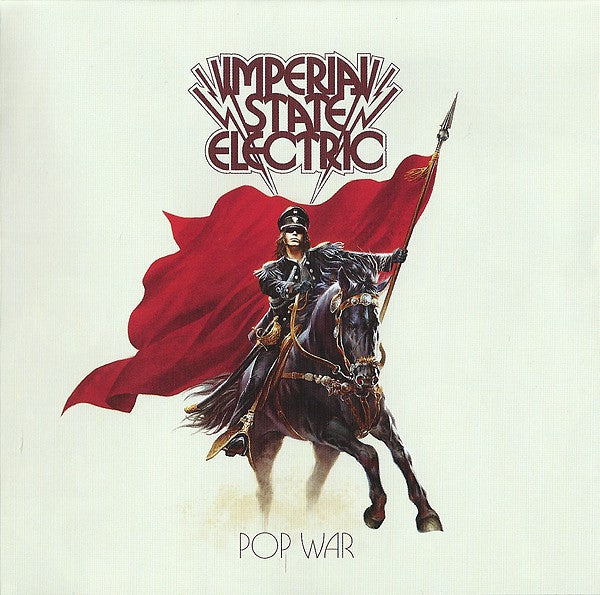 Imperial State Electric - Pop War (CD, Album) - USED