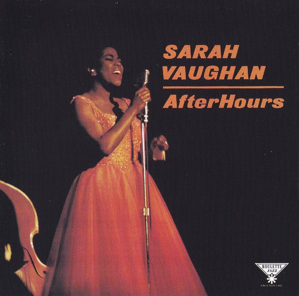 Sarah Vaughan - After Hours (CD, Album, RE) - USED