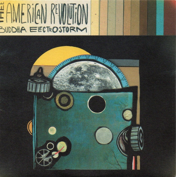 Thee American Revolution - Buddha Electrostorm (CD, Album, Promo) - NEW