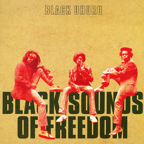 Black Uhuru - Black Sounds Of Freedom (LP, Album, RE) - NEW