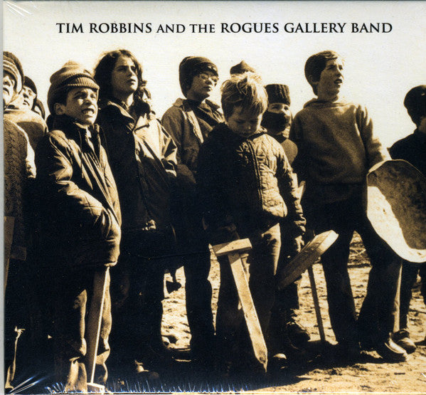 Tim Robbins And The Rogues Gallery Band - Tim Robbins And The Rogues Gallery Band (CD, Album, Gat) - USED