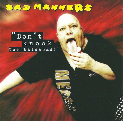 Bad Manners - Don't Knock The Baldhead! (CD, Album) - NEW