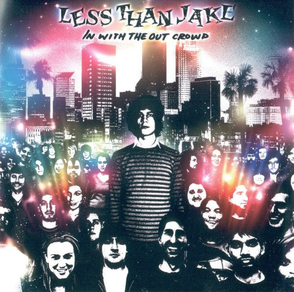 Less Than Jake - In With The Out Crowd (CD, Album) - NEW