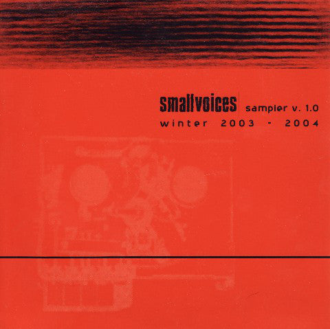 Various - Sampler V. 1.0 :  Winter 2003 - 2004 (CD, Comp, Ltd, Car) - USED