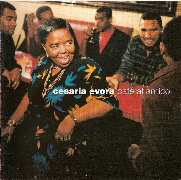 Cesaria Evora - Café Atlantico (CD, Album) - USED