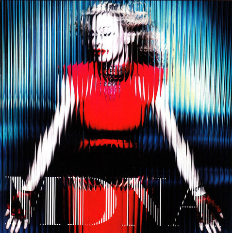 Madonna - MDNA (CD, Album, Cle) - USED