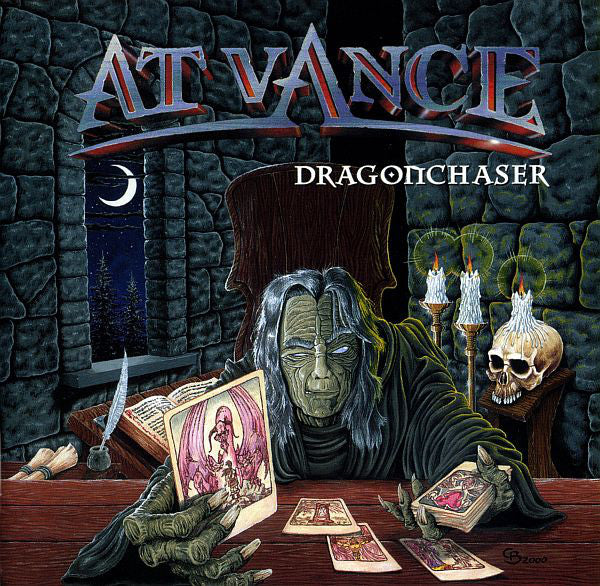 At Vance - Dragonchaser (CD, Album) - USED