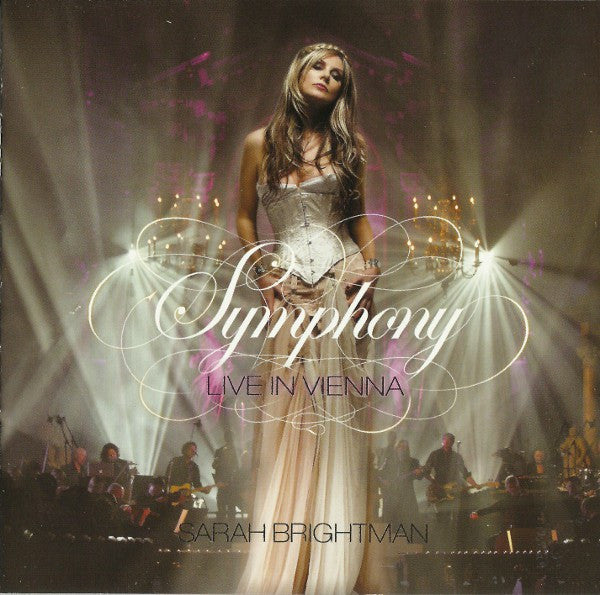 Sarah Brightman - Symphony Live In Vienna (CD, Album) - NEW