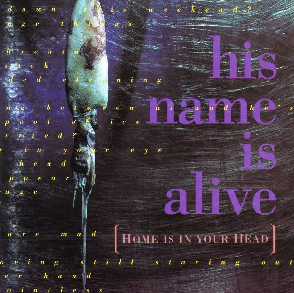 His Name Is Alive - Home Is In Your Head (CD, Album, RP) - USED