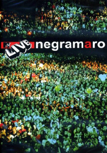 Negramaro - MTV Live (DVD, PAL) - USED