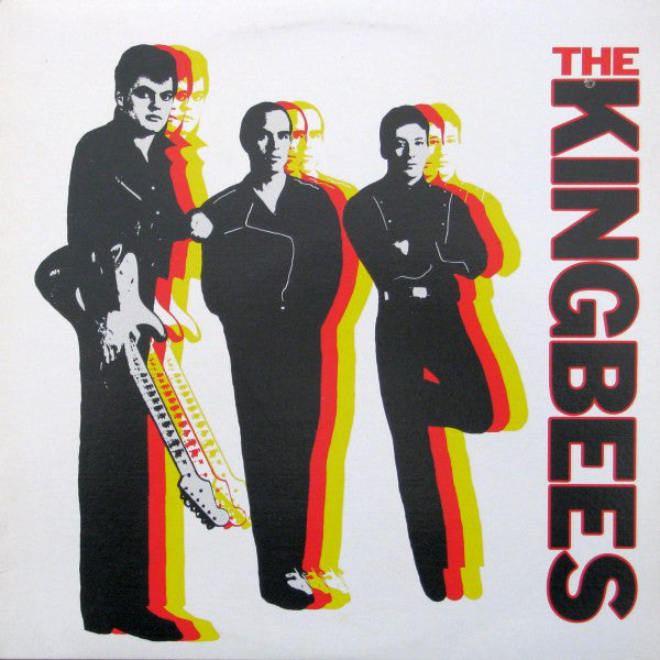 The Kingbees - The Big Rock (LP, Album) - USED