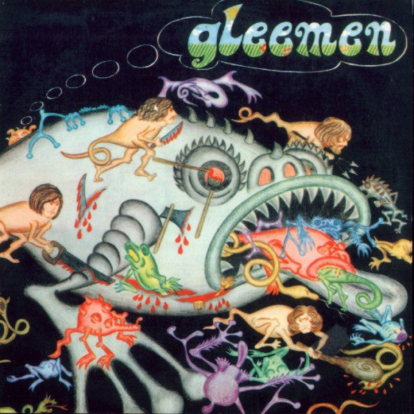 Gleemen - Gleemen (CD, Album, RE) - USED
