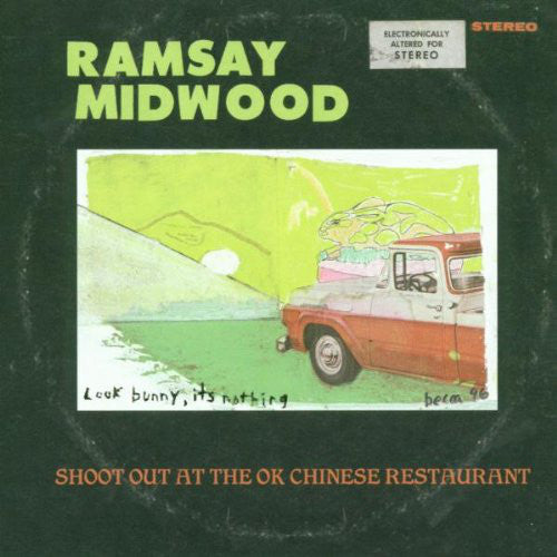 Ramsay Midwood - Shoot Out At The Ok Chinese Restaurant (CD, Album) - USED