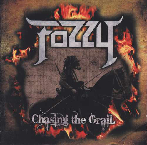 Fozzy - Chasing The Grail (CD, Album) - USED