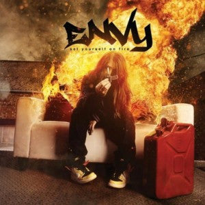 Envy (6) - Set Yourself On Fire (CD, Album) - NEW