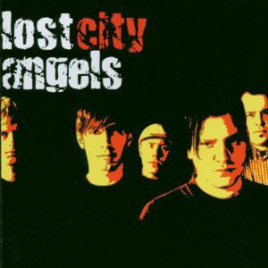 Lost City Angels - Lost City Angels (CD, Album) - USED