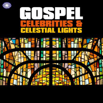 Various - Gospel Celebrities & Celestial Light (2xCD, Comp) - USED