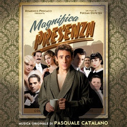 Pasquale Catalano - Magnifica Presenza (Colonna Sonora Originale) (CD, Album) - NEW