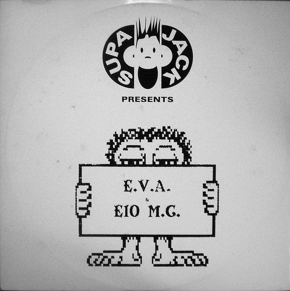 "E.V.A. (5) & Eio MC - Information / Caricoscarico (12"") - USED"