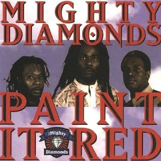 The Mighty Diamonds - Paint It Red (CD, Album, Comp) - NEW