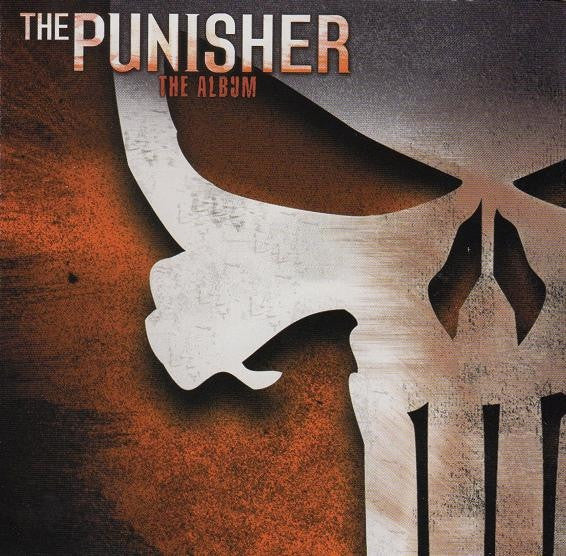 Various - The Punisher: The Album (CD, Comp) - USED