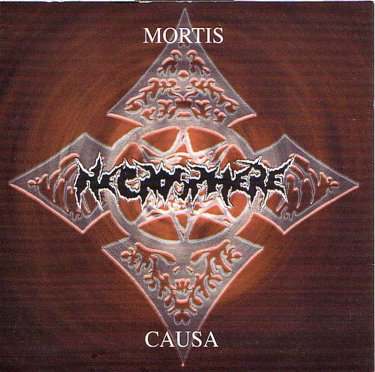 "Necrosphere - Mortis Causa (7"", EP) - USED"