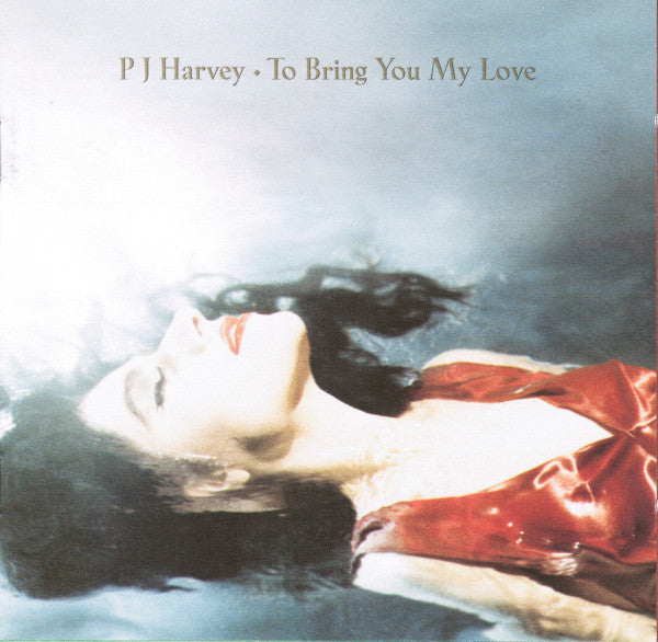 P J Harvey* - To Bring You My Love (CD, Album, RP) - NEW