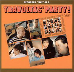 Travoltas - Travoltas' Party (CD, Album) - USED