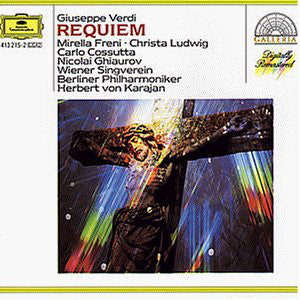 Giuseppe Verdi / Berliner Philharmoniker, Herbert Von Karajan - Requiem (2xCD, RE) - USED
