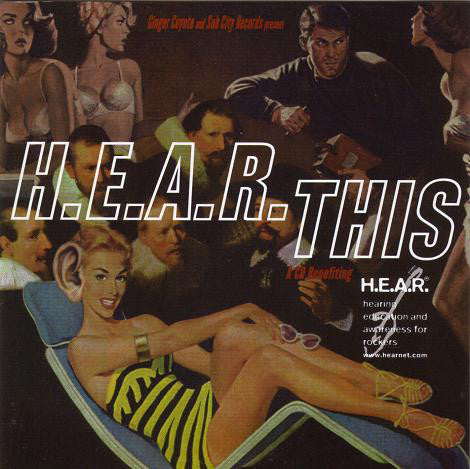 Various - H.E.A.R. This (CD, Album, Comp) - USED