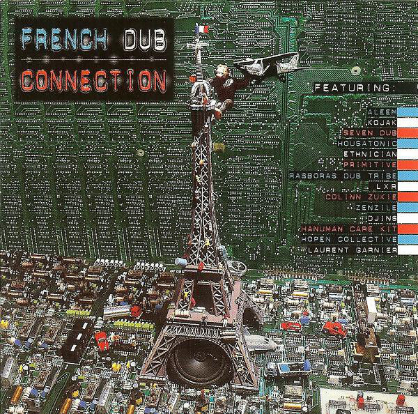 Various - French Dub Connection (CD, Comp) - USED