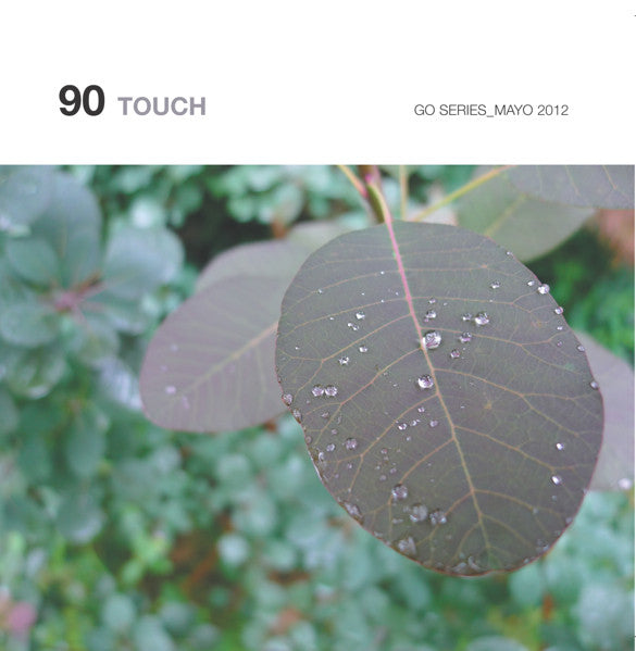 Various - Touch Go Series 90 (CD, Comp) - USED
