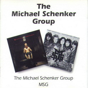 The Michael Schenker Group - The Michael Schenker Group / MSG (CD, Comp) - USED