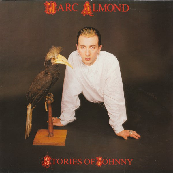 Marc Almond - Stories Of Johnny (LP, Album) - USED