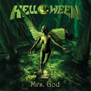 Helloween - Mrs. God (CD, Single, Dig) - USED