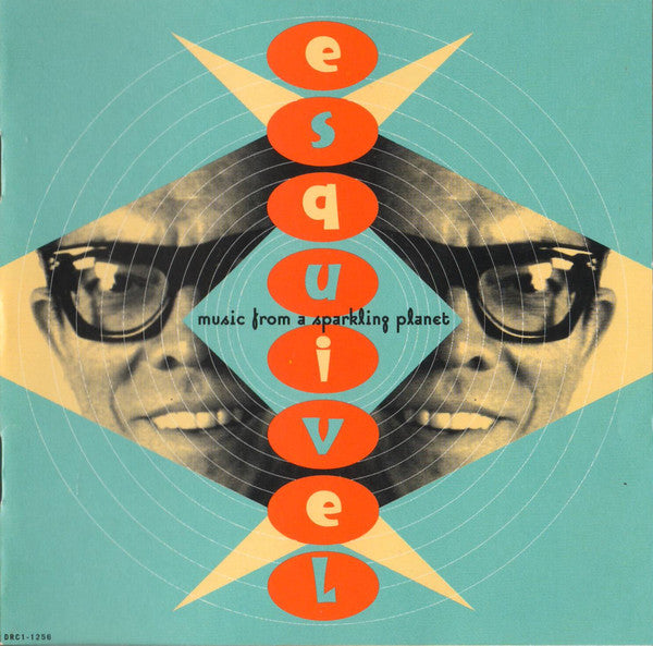 Esquivel* - Music From A Sparkling Planet (CD, Comp) - USED