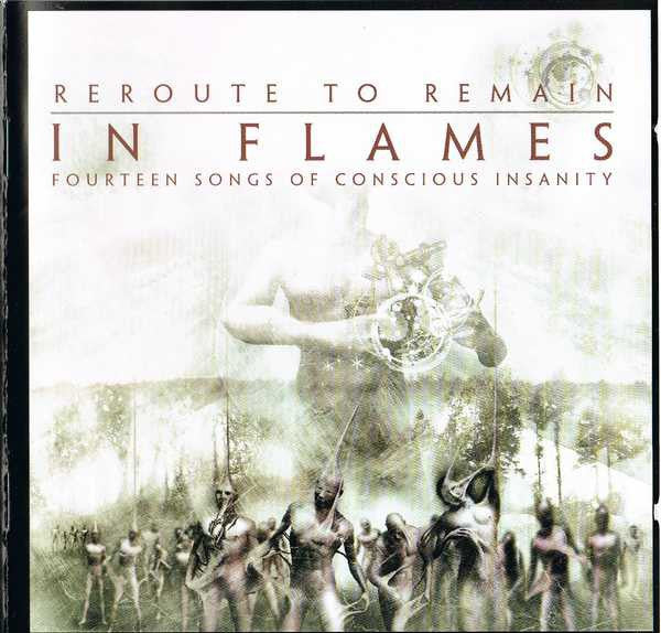 In Flames - Reroute To Remain (CD, Album) - USED