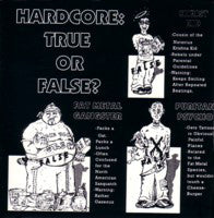 Various - Hardcore:True Or False? (CD, Comp) - USED